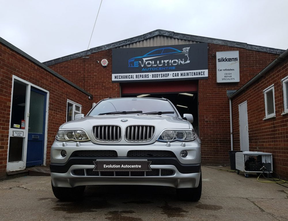 BMW X5 Upgrades